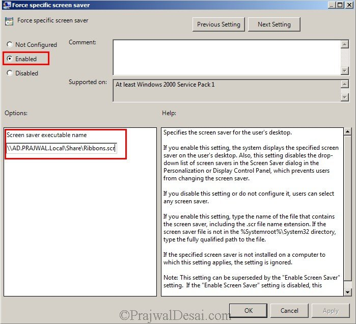 Lock Computers In Domain Via Group Policy-Snap4