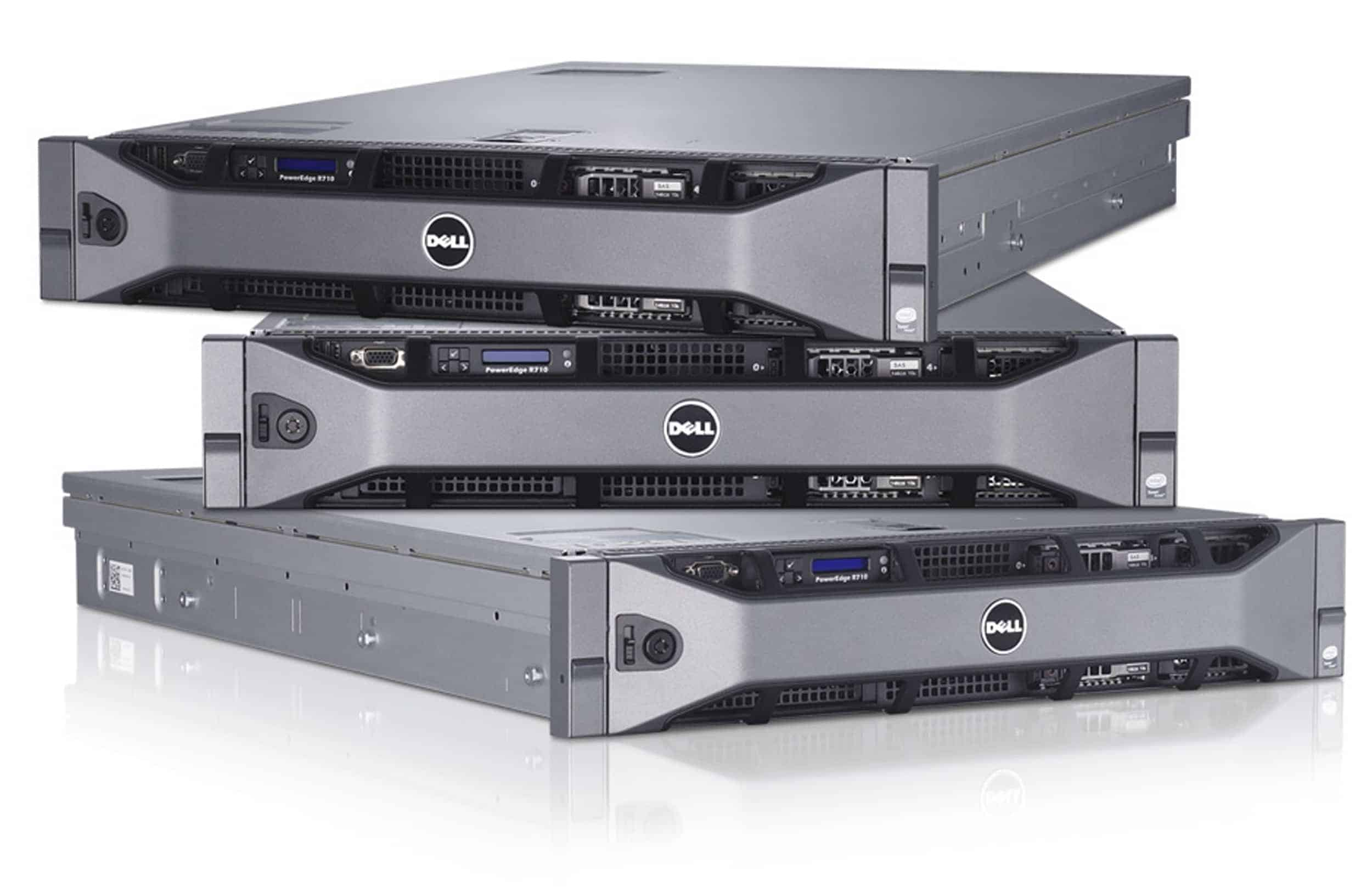 server stack