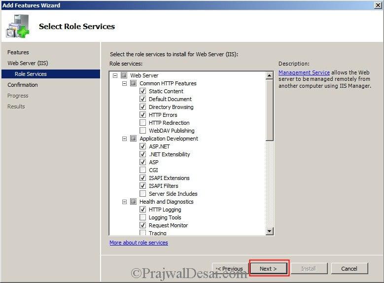 Installing SCOM 2012 SP1 Snap2