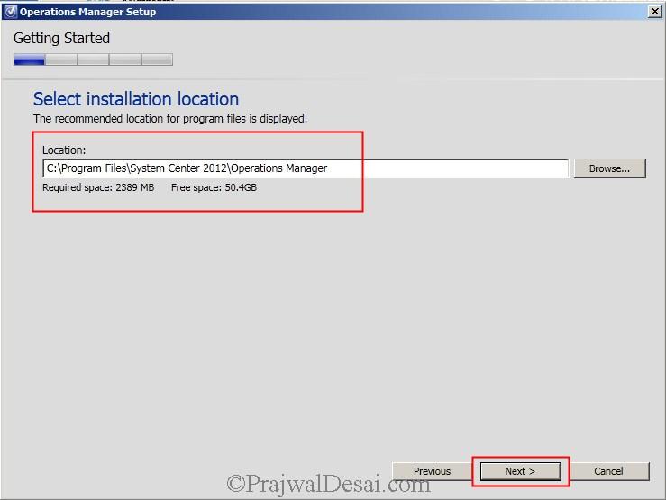 Installing SCOM 2012 SP1 Snap20