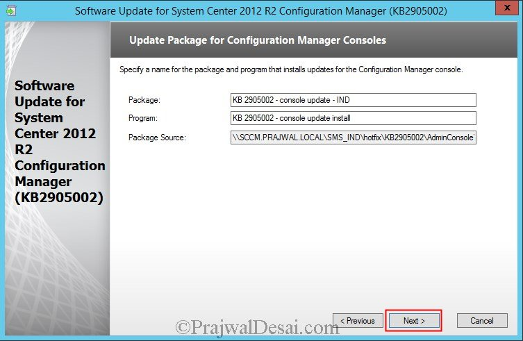 Configuration Manager 2012 R2 Hotfixes