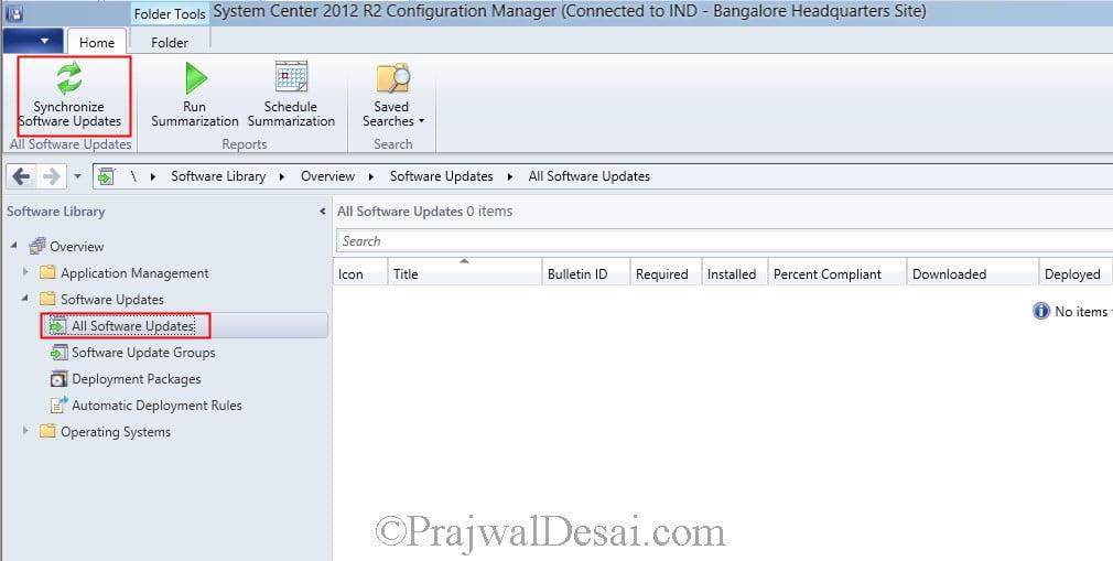 Deploy Software Updates Using SCCM 2012 R2 Snap12