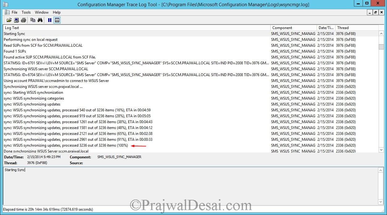 Deploy Software Updates Using SCCM 2012 R2 Snap13