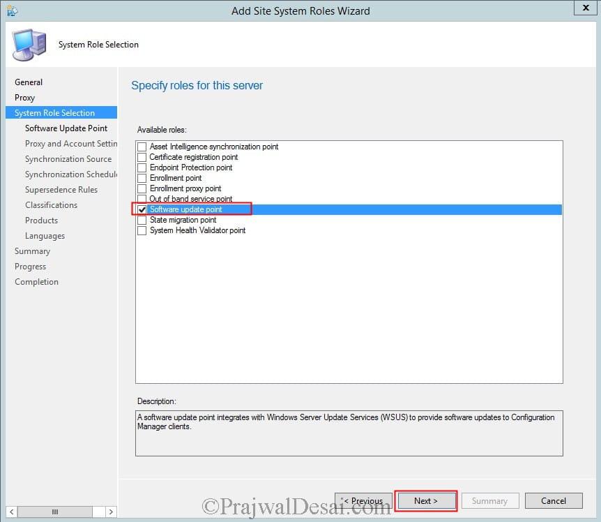 Deploy Software Updates Using SCCM 2012 R2 Snap2