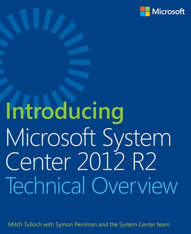 System Center 2012 R2 Ebook