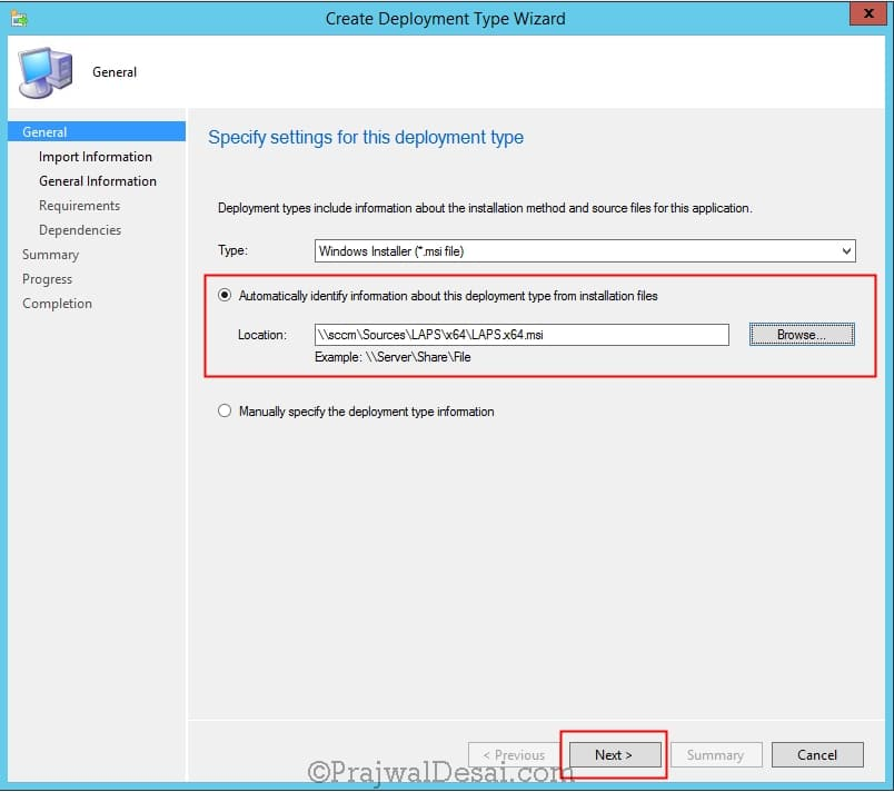 How to deploy Microsoft LAPS using SCCM