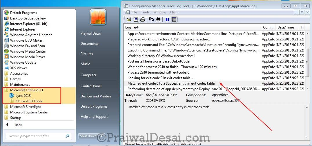 How to deploy Lync 2013 client using SCCM