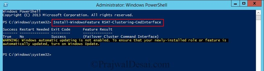Step by Step Guide to Install Exchange Server 2016