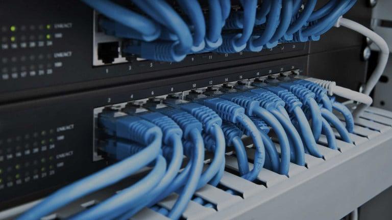 background wires