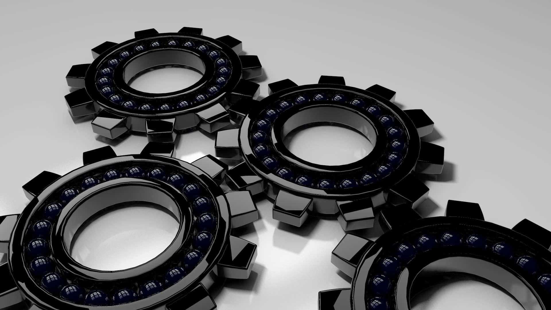 gear black