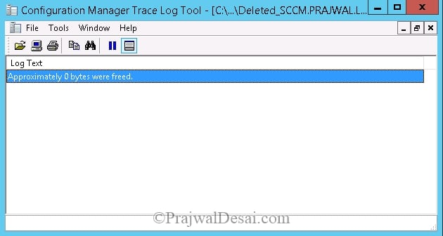 Exploring SCCM ConfigMgr Content Library Cleanup Tool