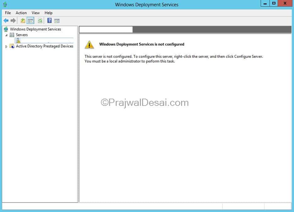 SCCM Distribution Point Windows Deployment Services Error 0xC1030104