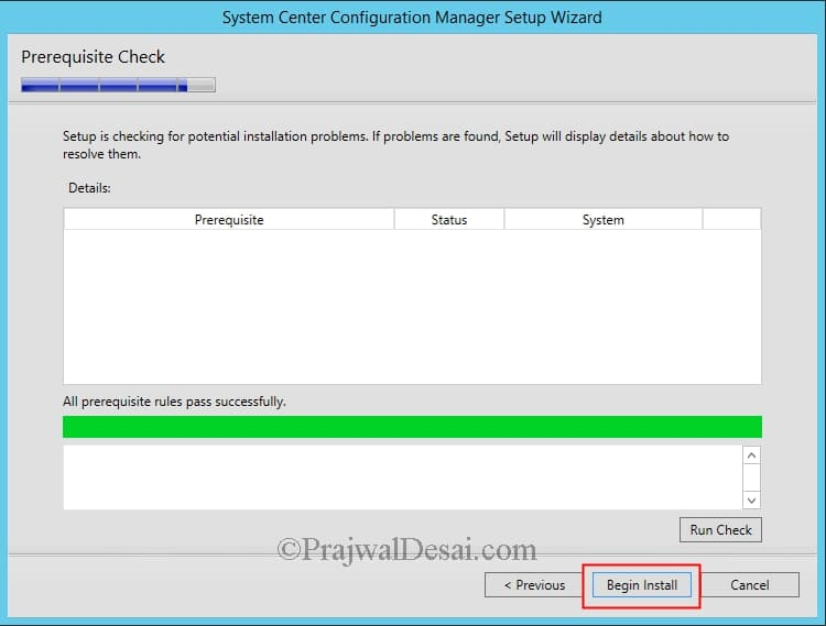 Step by Step Upgrade SCCM 2012 R2 to SCCM 1606