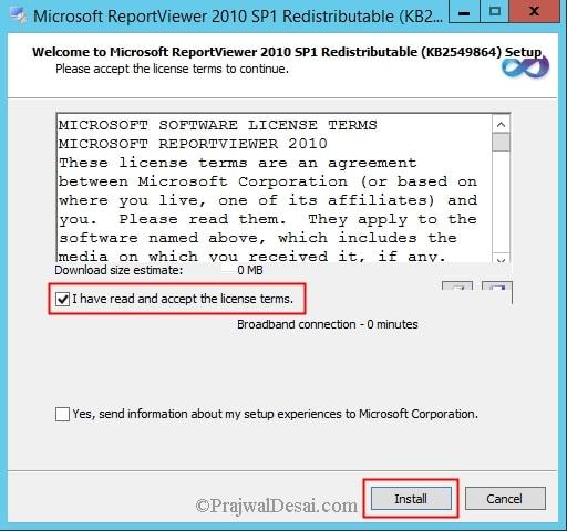 Cannot run SCCM reports