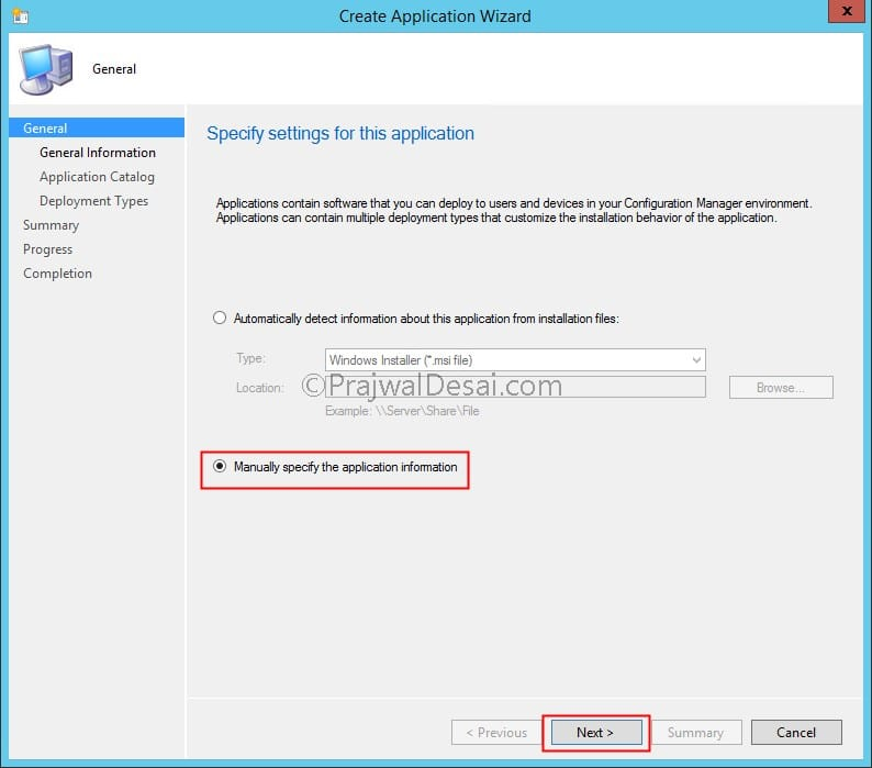 How to deploy Adobe Air silently using SCCM