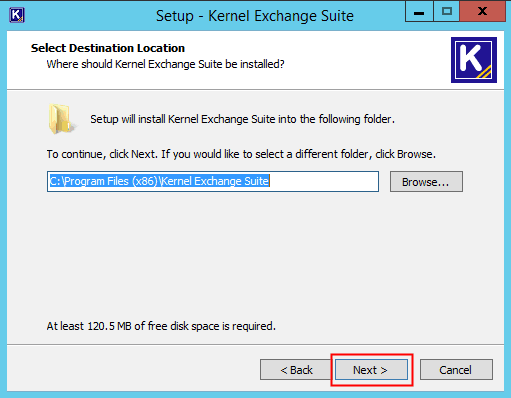 Kernel Exchange Suite Product review