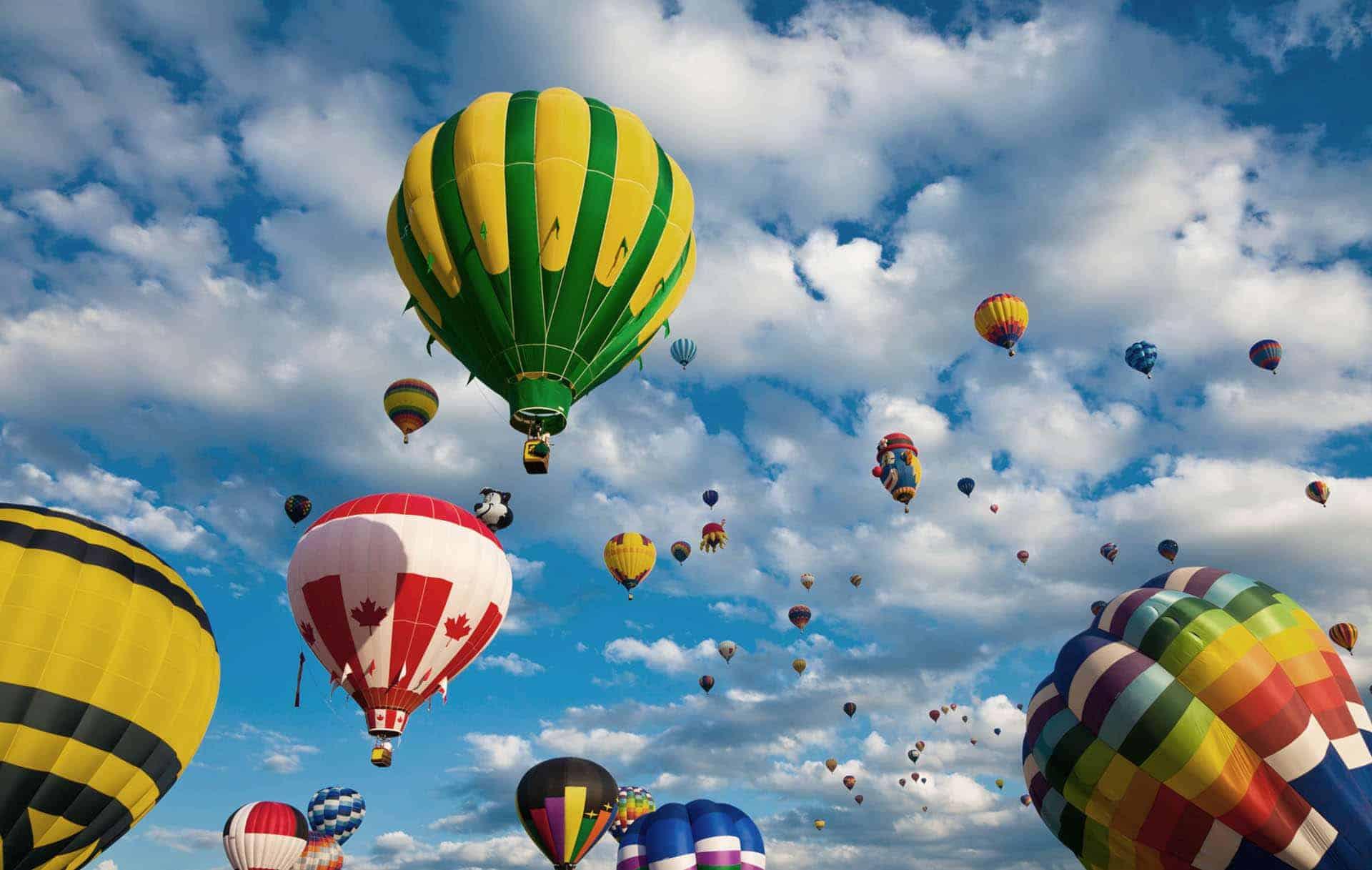 multicolo balloon 1