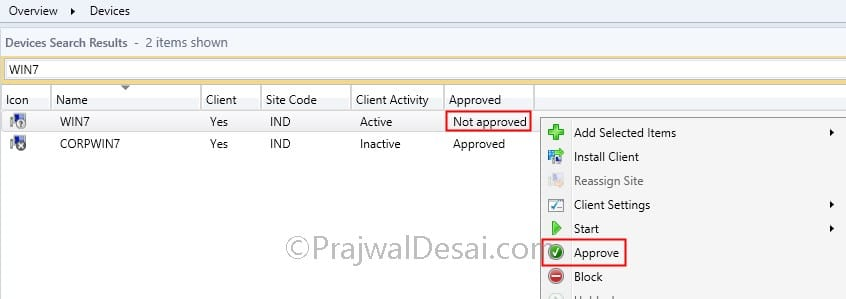 Install SCCM Client Agents on Workgroup Computers