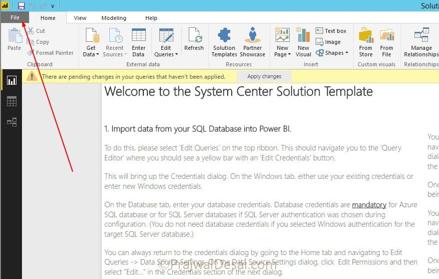 SCCM Power BI Dashboard Installation and Configuration Snap11