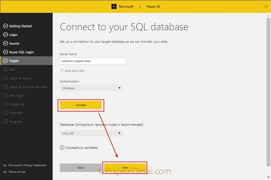 SCCM Power BI Dashboard Installation and Configuration