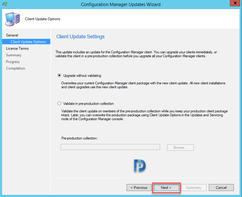 How to Install SCCM Current Branch 1710 Hotfix Rollup