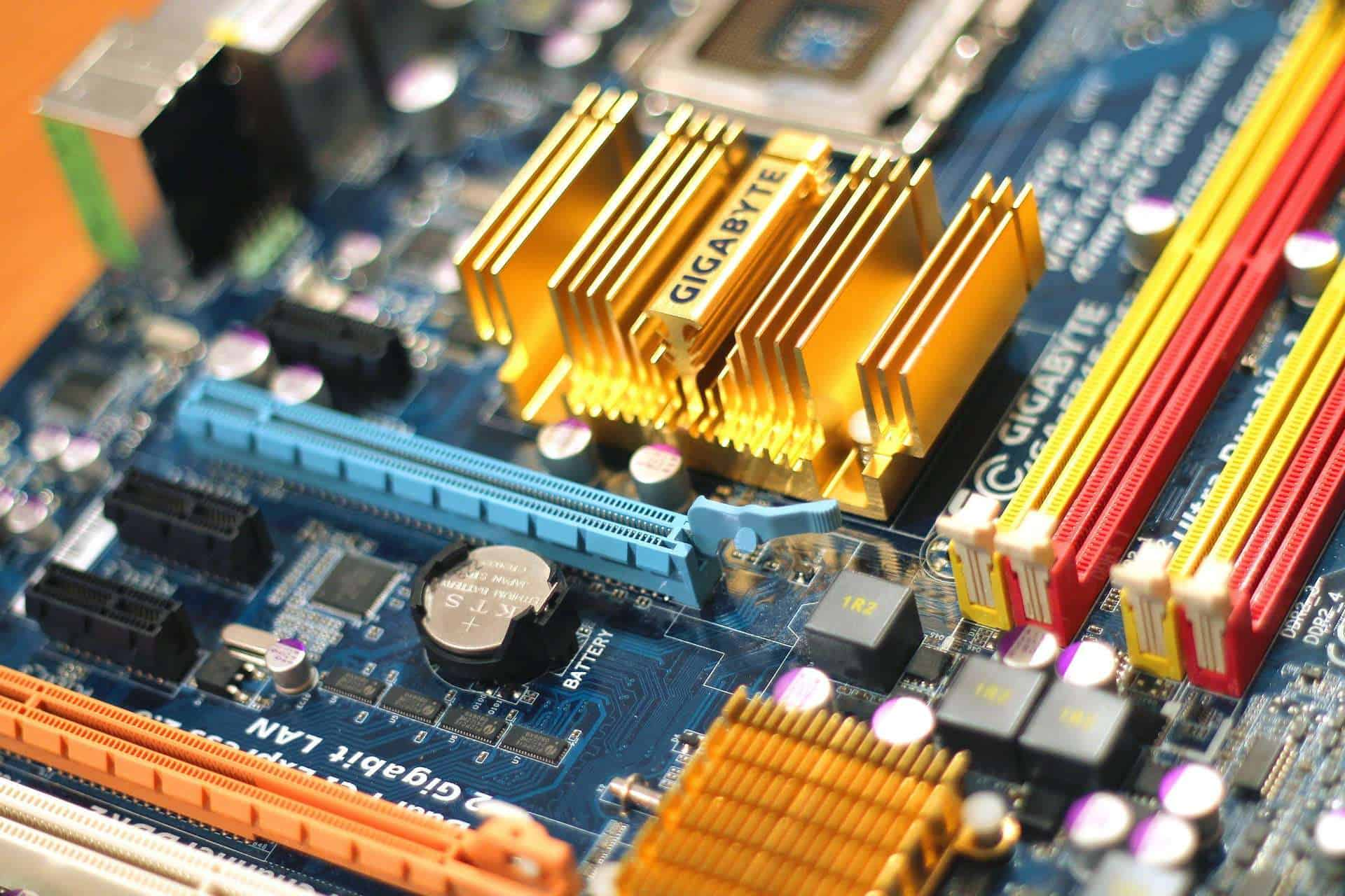intel vpro motherboard