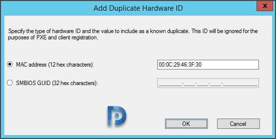 Manage SCCM duplicate hardware identifiers
