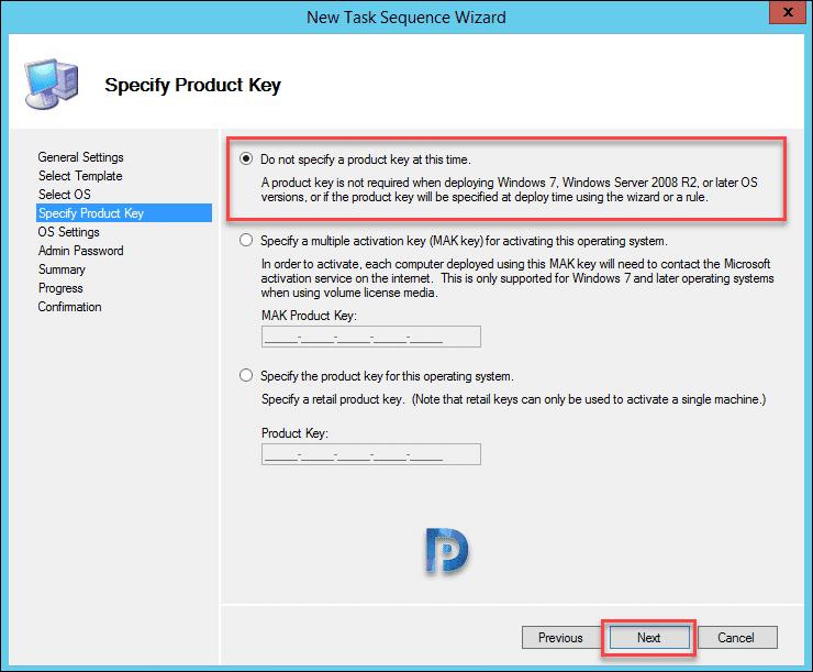 Deploy Windows 7 Using MDT
