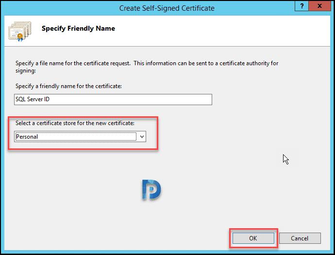 ConfigMgr SQL Server Identification Certificate Expired