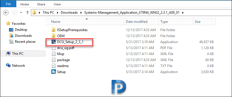 How to Deploy Dell Command Update using SCCM
