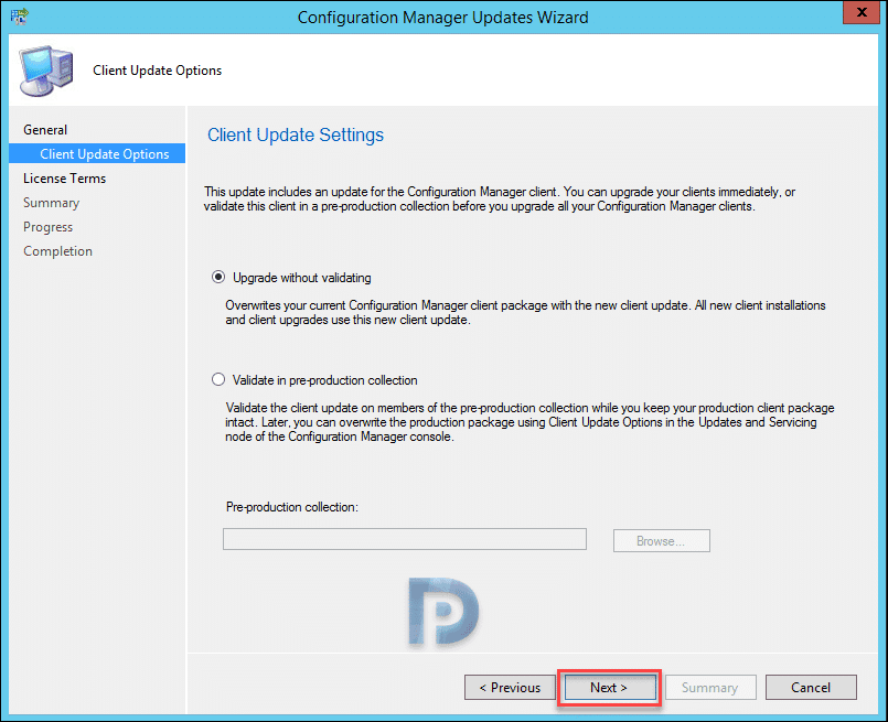 Configuration Manager 1802 Hotfix KB4163547