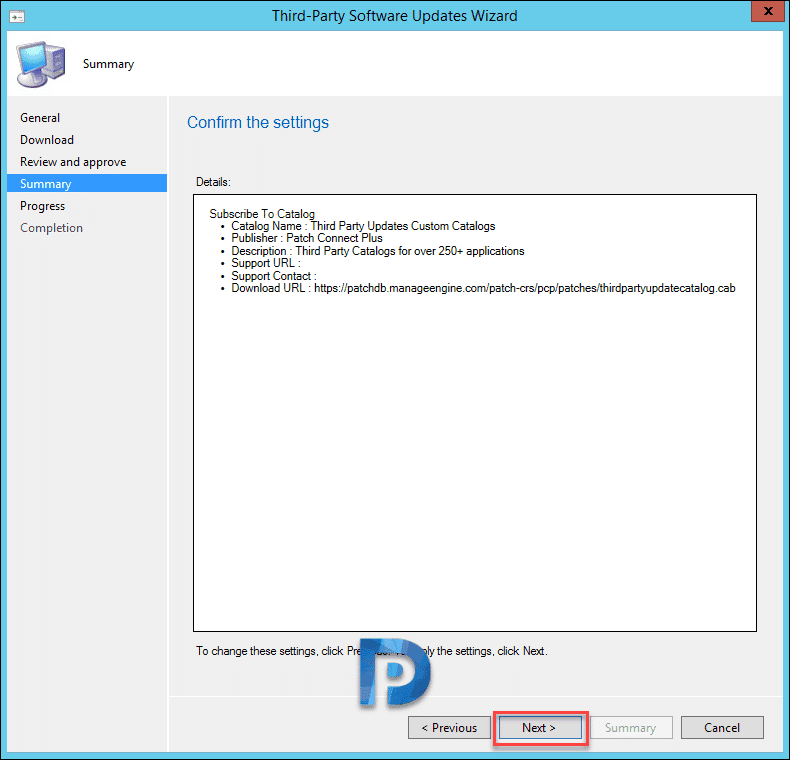 Patch Connect Plus - Deploy Third-Party Software Updates using SCCM