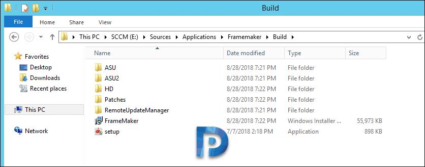 Deploy Adobe FrameMaker Using SCCM