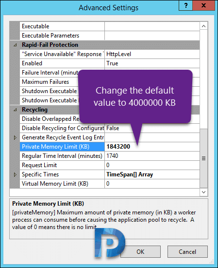 SCCM WSUS Sync fails with HTTP 503 errors