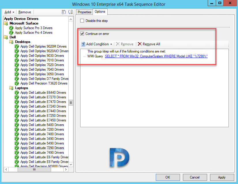 Import Dell CAB Drivers into SCCM