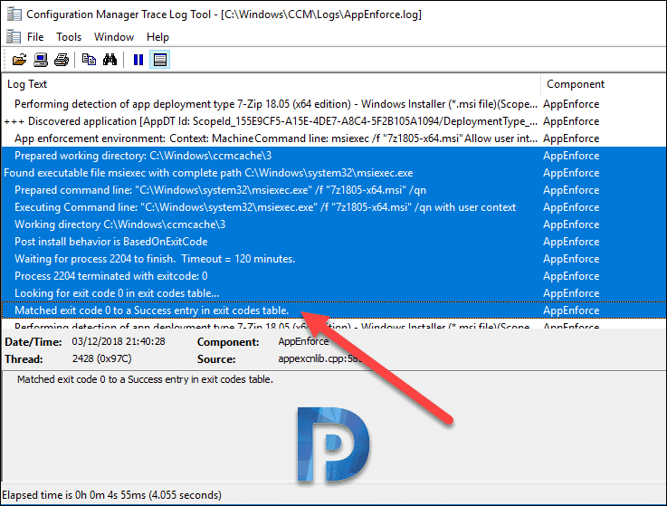 How to Repair Applications in SCCM 1810 Snap7