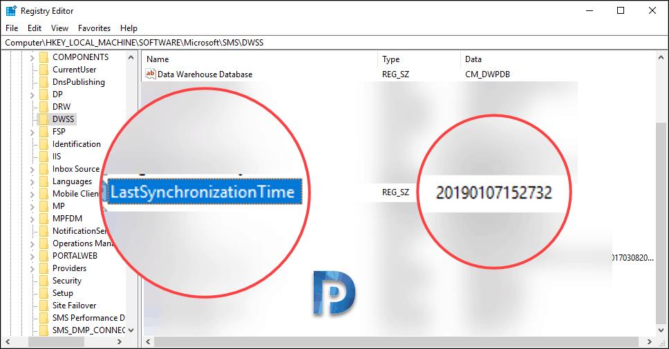 Manually Initiate SCCM Data Warehouse Synchronization Snap2
