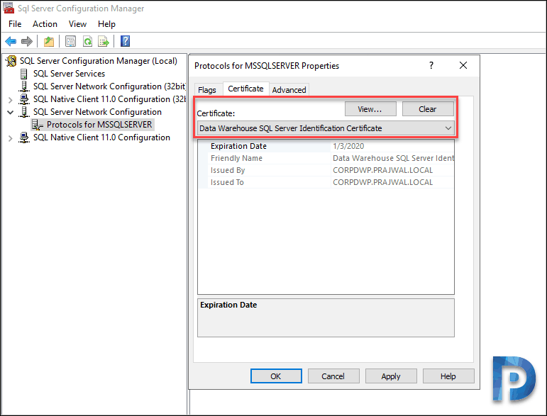 SCCM Data Warehouse Reports Error