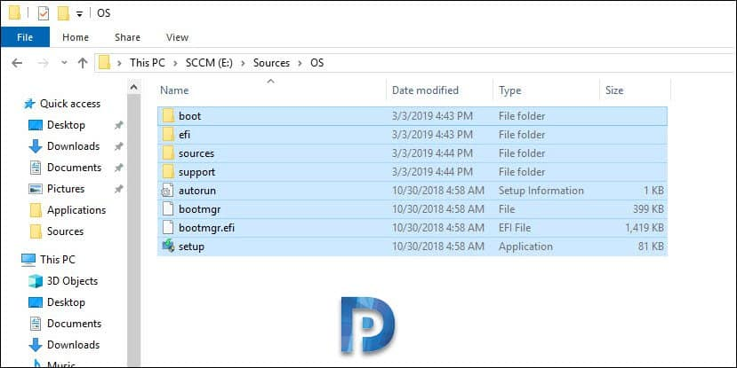 Step-by-Step Guide to Deploy Windows Server 2019 Using SCCM