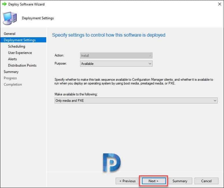 Deploy Windows Server 2019 Using SCCM