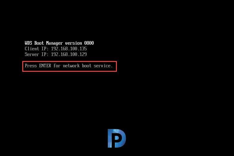 deploy windows server 2019