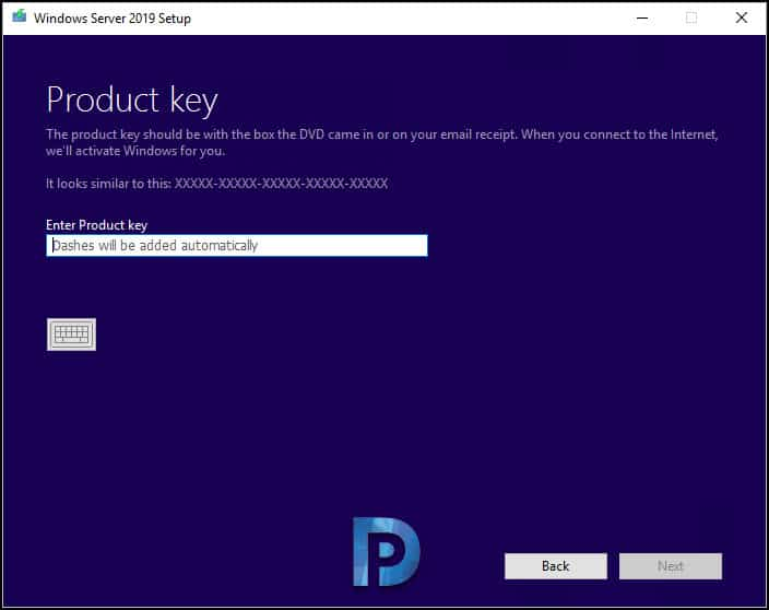 Perform Windows Server 2019 In-Place Upgrade – Prajwal Desai