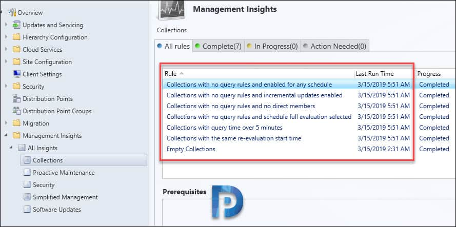 Configuration Manager 1902 features