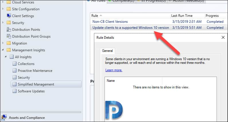 SCCM 1902 - Top 10 New Exciting Features – Prajwal Desai