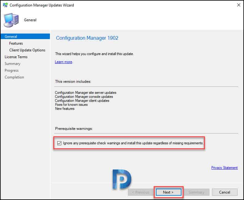 Step-by-Step SCCM 1902 Upgrade Guide – Prajwal Desai