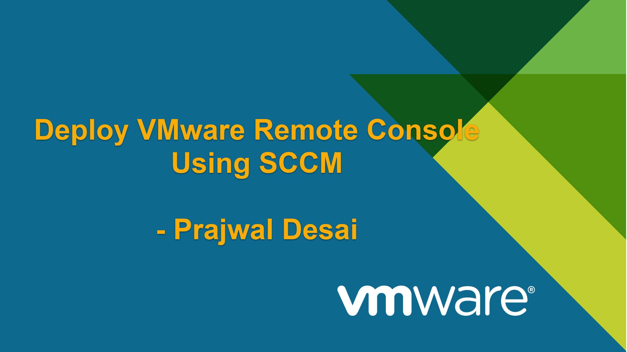 vmware remote console ftimg