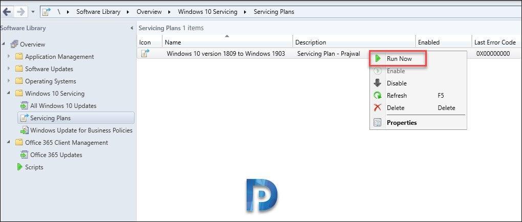 SCCM Windows 10 Servicing Plans - Upgrade Windows 10 Easily Now
