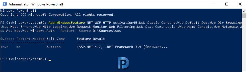 Web Console Prerequisites