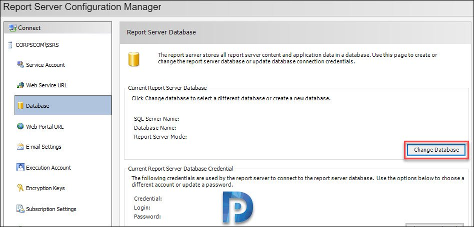 scom reporting services configuration