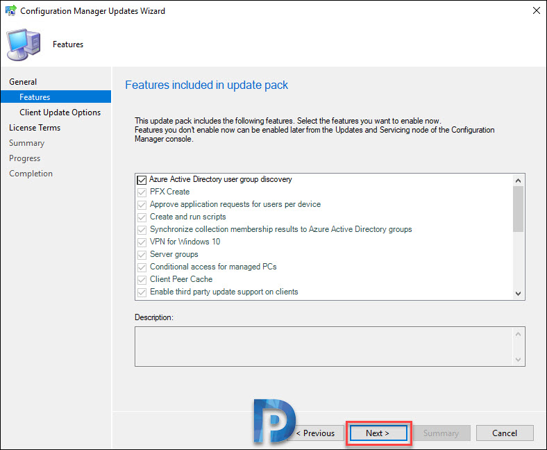 Install SCCM Technical Preview 1906